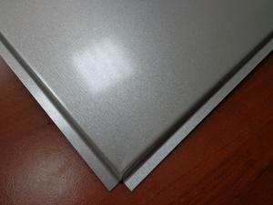 Составляющие конструкции металлических потолков