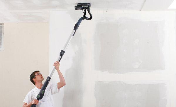 как удалить водоэмульсионную краску с потолка фото 3