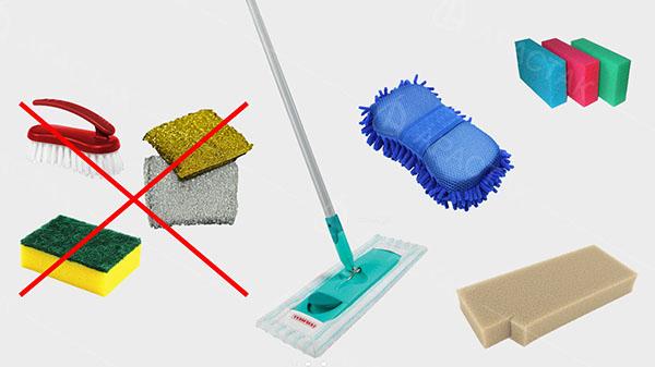 как помыть матовый натяжной потолок фото 2