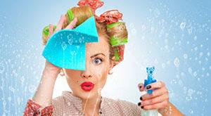 Как ухаживать и мыть глянцевые натяжные потолки