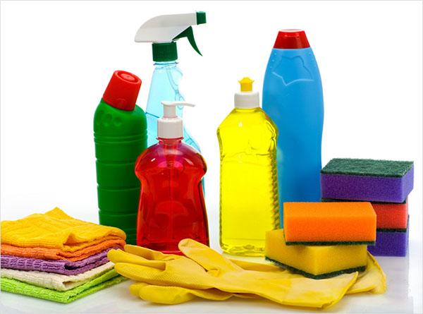 чем помыть натяжной глянцевый потолок фото 1