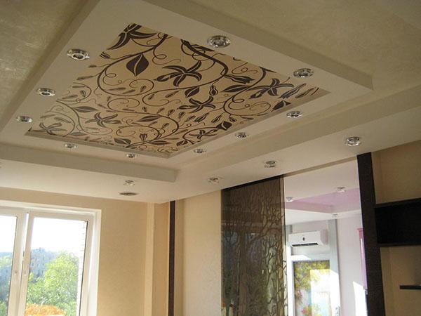 как и чем мыть подвесной потолок фото 2
