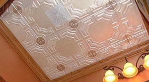 Как и чем помыть потолок из плитки пенопласта фото 1