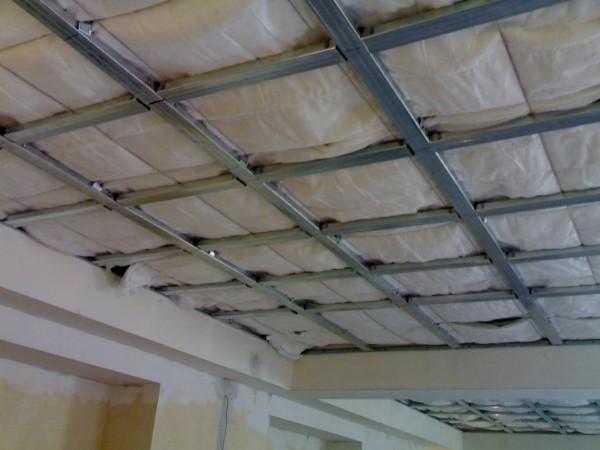 Звукоизоляционные плиты для потолка фото 7