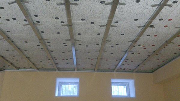 Звукоизоляционные плиты для потолка фото 3