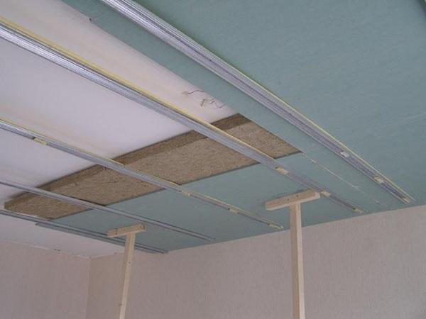Звукоизоляционные плиты для потолка фото 4