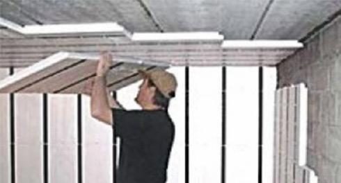 утепление потолка в гараже фото 9