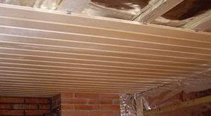гидроизоляция потолка фото 1