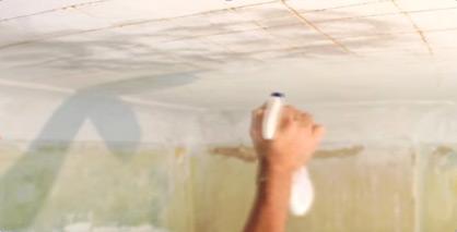 как утеплить бетонный потолок фото 1