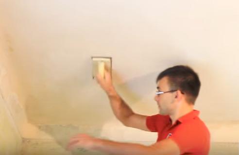 как утеплить бетонный потолок фото 6