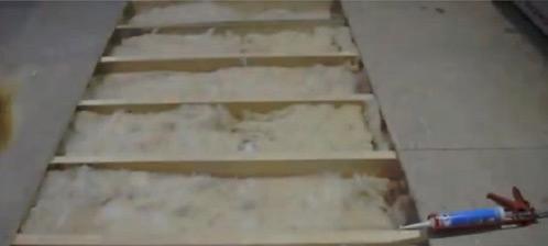 как утеплить потолок в бане фото 1