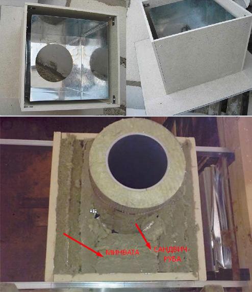 как утеплить потолок в бане фото 12
