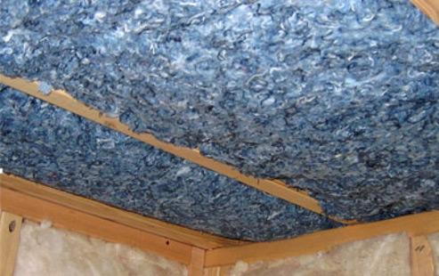 как утеплить потолок в бане фото 2