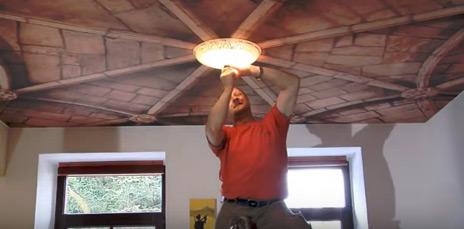 Шумоизоляция на потолок в квартире от соседей