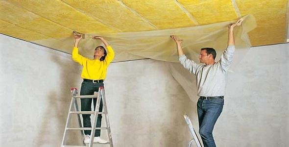 Шумоизоляция потолка в доме с деревянными перекрытиями фото 8