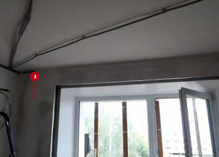 шумоизоляция потолка в квартире под натяжной потолок фото 4