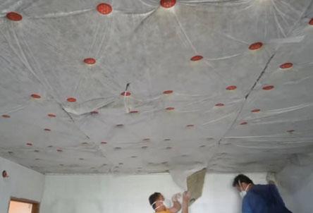 шумоизоляция потолка в квартире под натяжной потолок фото 8