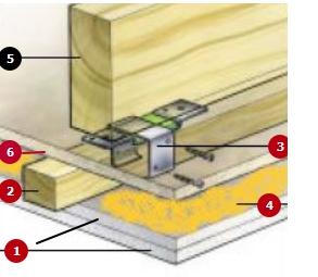 шумоизоляция потолка фото 5