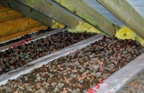 утеплить потолок в частном доме фото 4