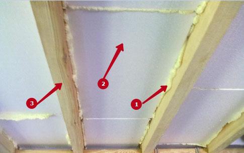 утеплить потолок в частном доме фото 6