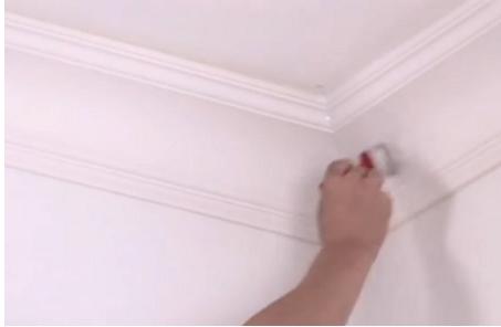 штукатурка потолка фото 5