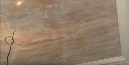 штукатурка потолка фото 6