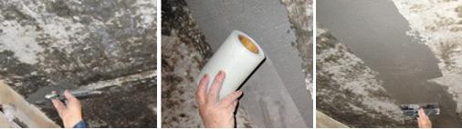 выравнивание потолка шпаклевкой фото 2