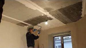 Какая шпаклевка лучше для потолка фото 3