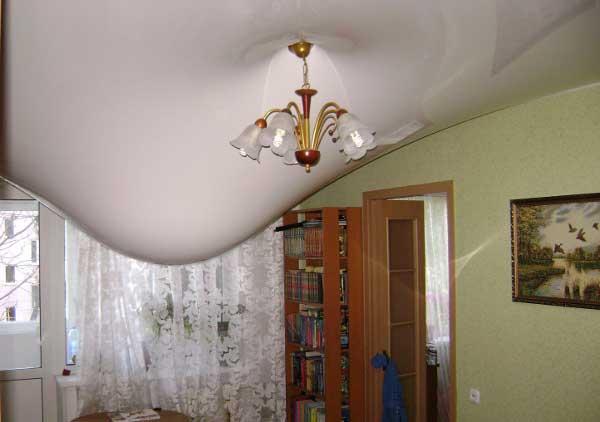 ремонт потолка после протечки своими руками фото 2