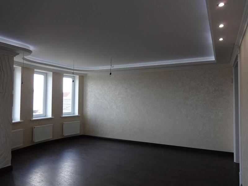 Шпаклёвка потолка под покраску своими руками фото 968