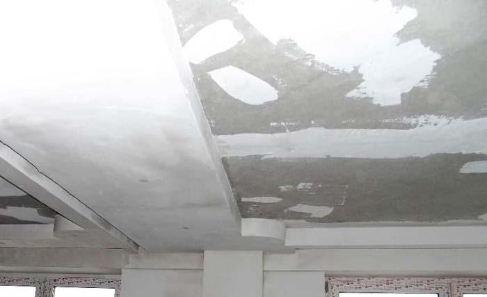 Грунтовка потолка перед покраской фото 1