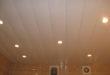 Алюминиевый потолок фото 2