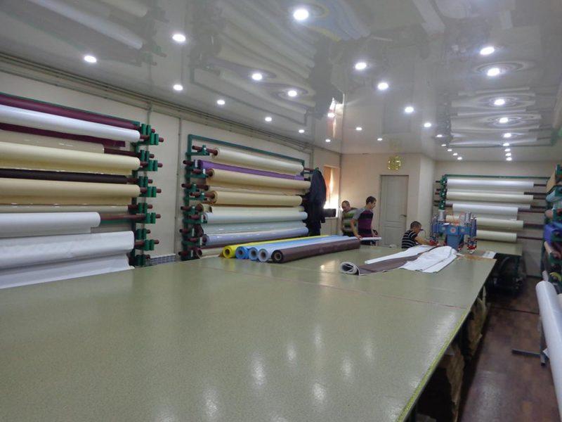 Вредны ли натяжные потолки фото 3