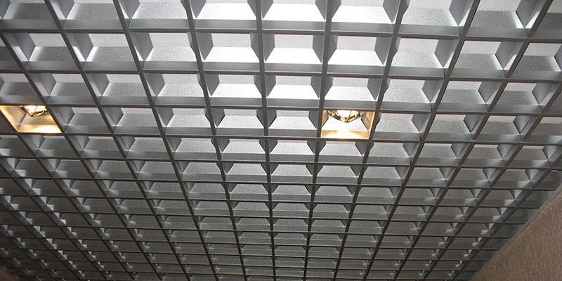 потолок Грильято фото 2