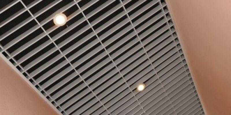 потолок Грильято фото 4