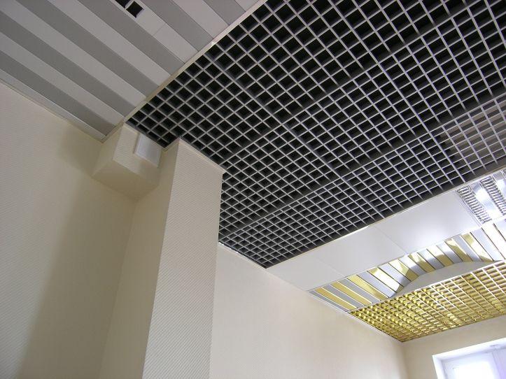потолок Грильято фото 5