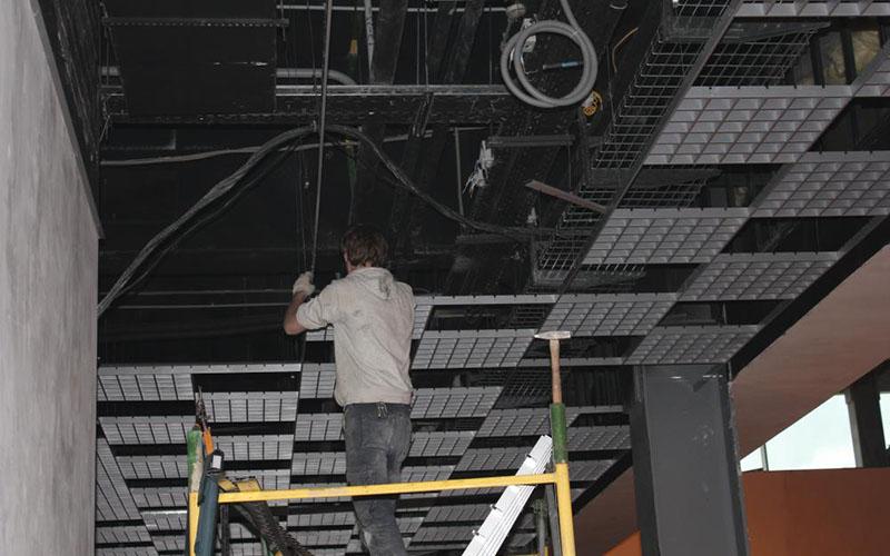 потолок Грильято фото 8